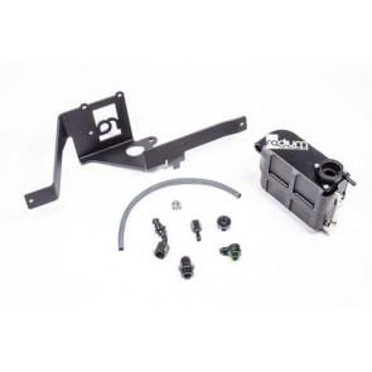 Radium Engineering Coolant Tank Kit for R35 Nissan GT-R VR38DETT