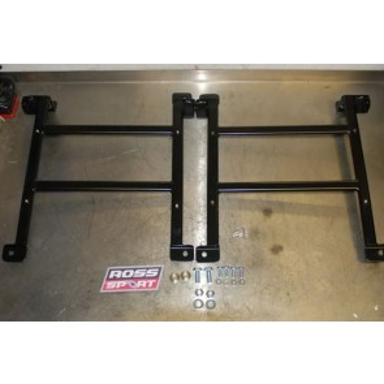 Ross Sport Bucket Seat Mount For Mitsubishi Lancer Evo X 10