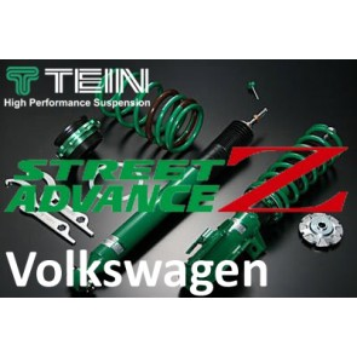 Tein Street Advance Z Volkswagen Scirocco/Golf V VI