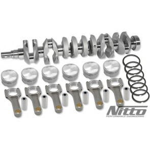 Nitto RB26 2.8L Stroker Kit (I-BEAM RODS / 86.5MM BORE) For Skyline R32 R33 R34 GTR Stagea 260RS