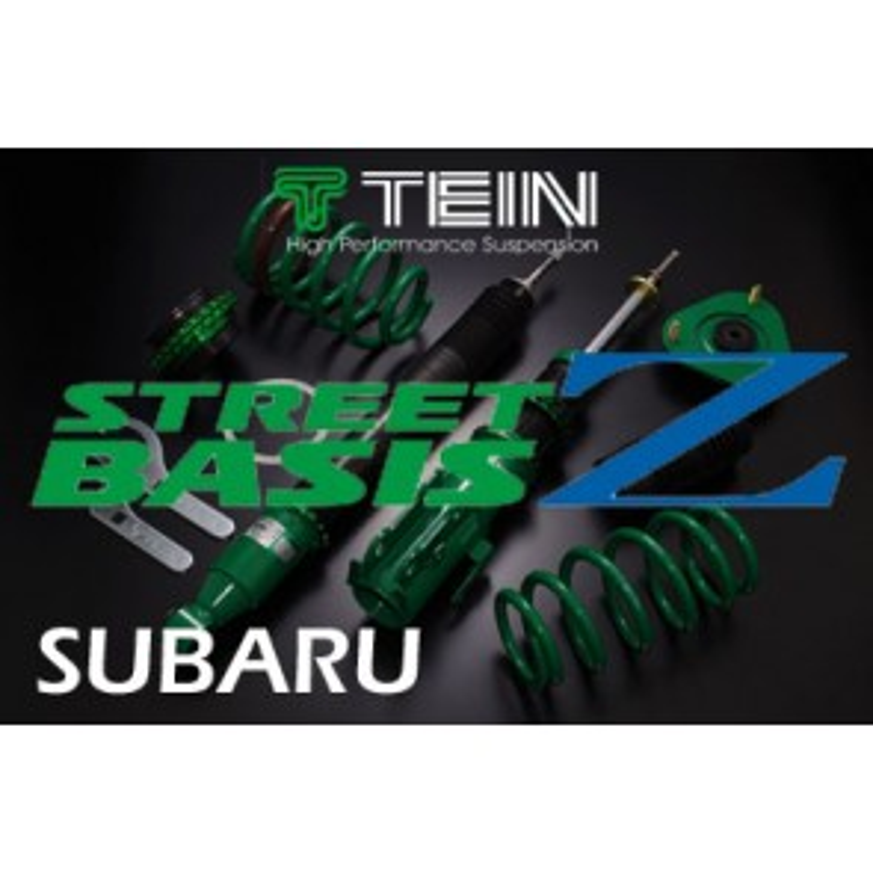 Tein Street Basis Z - Subaru Impreza