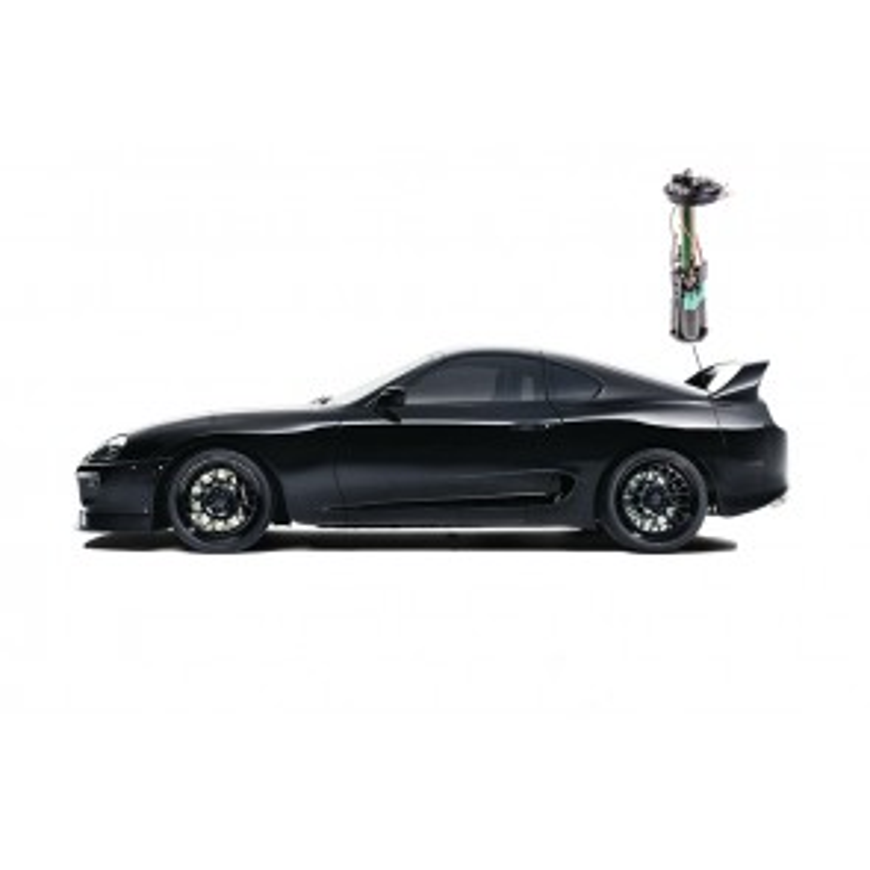 "Radium Engineering Fuel Holder Kit ""Single Walbro GSS342 Pump Included"" for Toyota Supra JZA80 MK4 IV 2JZ-GTE 20-0510-01"