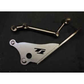 T1 Race R35 GTR Upper & Lower Gearbox Brace Set