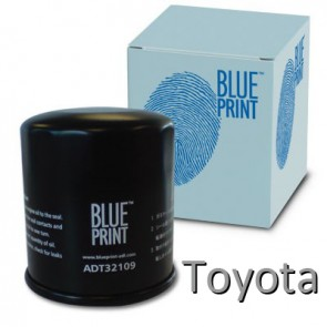 Toyota Blueprint Replacement Oil Filter