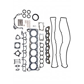 OE Replacement RB25DET Basic Engine Gasket Set Fits Nissan Skyline R33 GTST / R34 GTT / Stagea WC34 / Laurel C34 C35