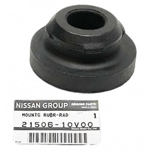 Genuine Nissan Radiator Upper Bracket Grommet For Nissan Silvia / Cefiro / Laurel / R35 GTR / Stagea / Skyline V36 21506-10V00