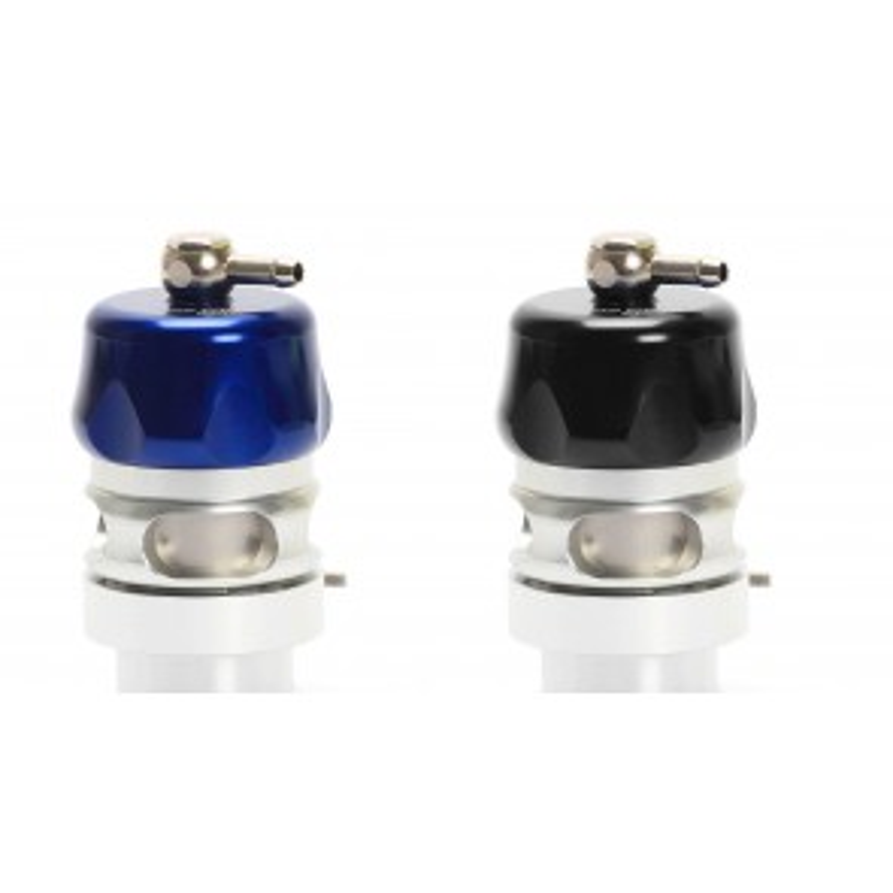 Turbosmart Vee Port Pro BOV - Universal - Black & Blue