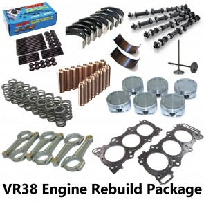 VR38DETT Engine Rebuild Package - R35 GTR