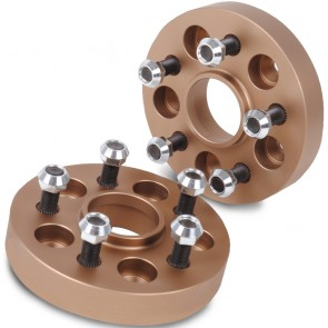 Nissan 25mm Bolt-On Wheel Spacers