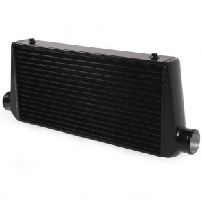 600 x 300 x 76 Front Mount Intercooler Core (Black Edition)