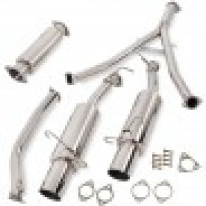 Mazda RX7 FC Stainless Steel Cat Back Exhaust Back Box