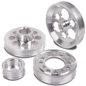 Toyota Supra JZA80 Lightweight Pulley Set