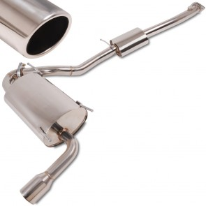 Mazda MX5 Mk2.5 NB Cat Back Exhaust System