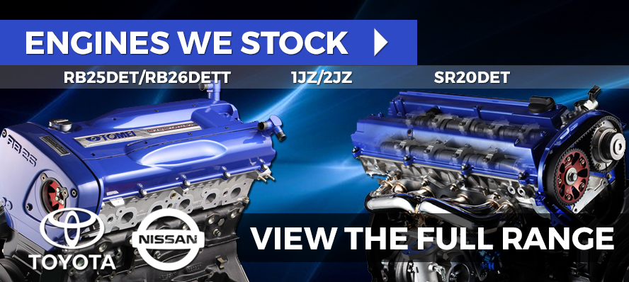 Engines We Stock